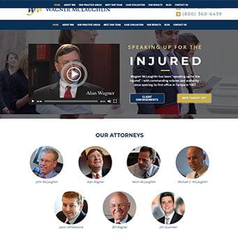 Law Web Design